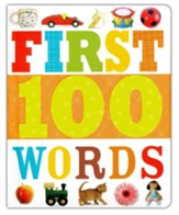First 100 Words, Board Book