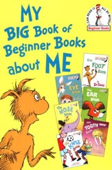 My Big Books of Beginner Books About Me