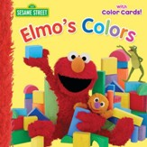 Sesame Street: Elmo's Colors