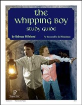 The Whipping Boy Progeny Press Study Guide