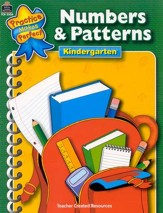 Numbers & Patterns, Grade K