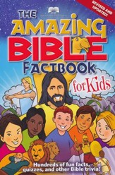American Bible Society Amazing Bible Factbook for Kids