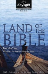 Land of the Bible: The Galilee (Participant Study Guide)