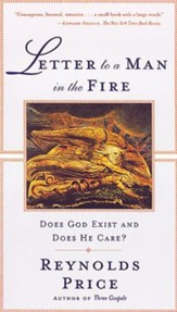 Letter To A Man In The Fire: Does God Exist And Does He Care - eBook