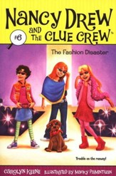 Nancy Drew and The Clue Crew: The Fashion  Disaster # 6
