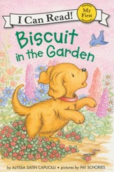 Biscuit in the Garden, Hardcover