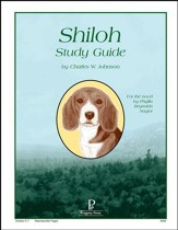 Shiloh Progeny Press Study Guide