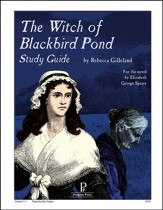 The Witch of Blackbird Pond Progeny Press Study Guide, Grades 5-8