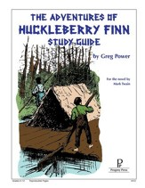 The Adventures of Huckleberry Finn Progeny Press Study Guide Grades 9-12