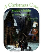 A Christmas Carol Progeny Press  Study Guide, Grades 8-12