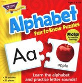 Alphabet Fun-to-Know Puzzle