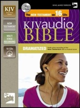 KJV New Testament Dramatized Unabridged CD