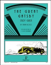The Great Gatsby Progeny Press Study Guide, Grades 9-12