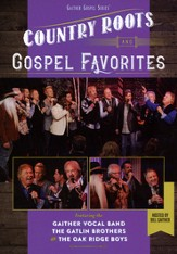 Country Roots and Gospel Favorites,  DVD