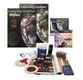 Exploring Creation with Physics Curriculum & Lab Mega Set  (2nd Edition)