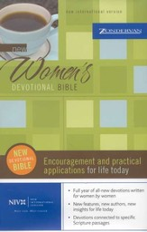 New Women's Devotional Bible, Compact, Hardcover 1984