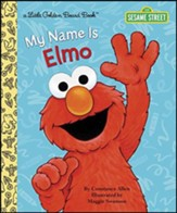 Little Golden Book: My Name is Elmo