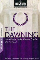 Dawning: Christianity in the Roman Empire-Study Guide