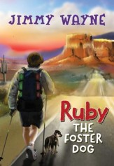 Ruby the Foster Dog - eBook