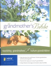 The Grandmother's Bible NIV Hardcover - Slightly Imperfect