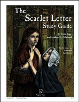 The Scarlet Letter Progeny Press Study Guide, Grades 9-12