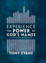 Experience the Power of God's Names: A Life-Giving Devotional - eBook