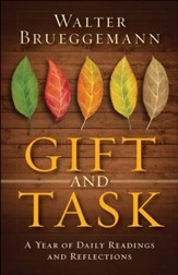 Gift and Task: A Year of Daily Readings and Reflections - eBook