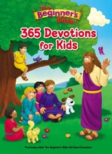 The Beginner's Bible 365 Devotions for Kids - eBook