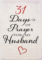 31 Days of Prayer for my Husband - eBook