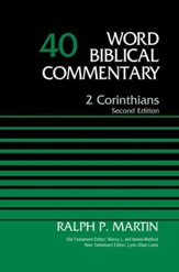 2 Corinthians, Volume 40: Second Edition - eBook