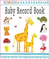 BabyTown Baby Record Book