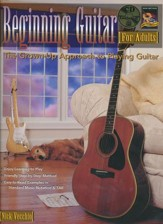 Beginning Guitar for Adults, Book & CD