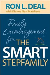 Daily Encouragement for the Smart Stepfamily - eBook