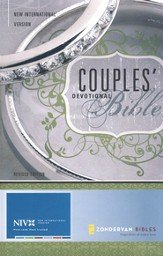 NIV Couples' Devotional Bible, Hardcover 1984