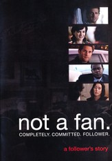 Not a Fan: A Follower's Story--DVD  - Slightly Imperfect