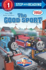 Thomas & Friends The Good Sport: Step Into Reading
