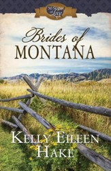 Brides of Montana: 3-in-1 Historical Romance - eBook