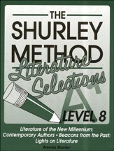 Shurley English Level 8 Literature  Selections