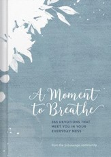 A Moment to Breathe - eBook