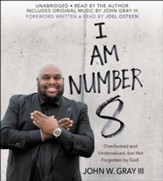 I Am Number 8, Audio CD