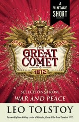 Natasha, Pierre & The Great Comet of 1812: from War and Peace - eBook