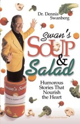 Swan's Soup and Salad - eBook