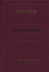 Philippians: Rejoicing in Christ (The Striving Together Study Library)