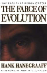 The Face that Demonstrates the Farce of Evolution, Paperback