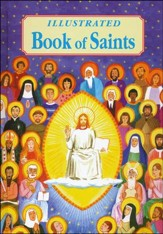 Illustrated Book of Saints