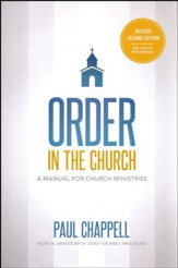 Order in the Church (Second Edition): A Manual for Church Ministries