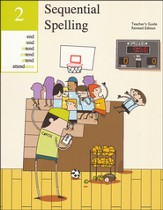 Sequential Spelling Level 2 Teacher Guide, Revised Edition