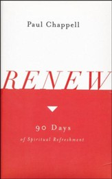 Renew: 90 Days of Spiritual Refreshment
