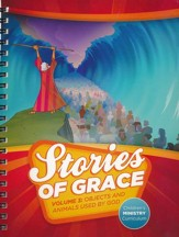Stories of Grace Volume 3