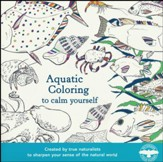 Aquatic Coloring to Calm Yourself